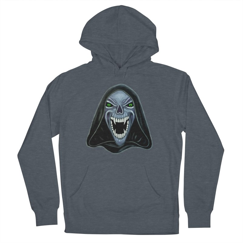 Ghost Darkness Women's Pullover Hoody by Glitchway Store