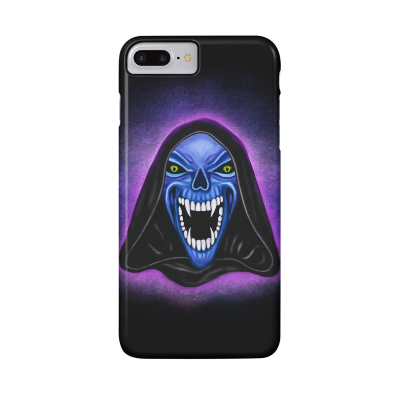 Ghost Accessories Phone Case by Glitchway Store