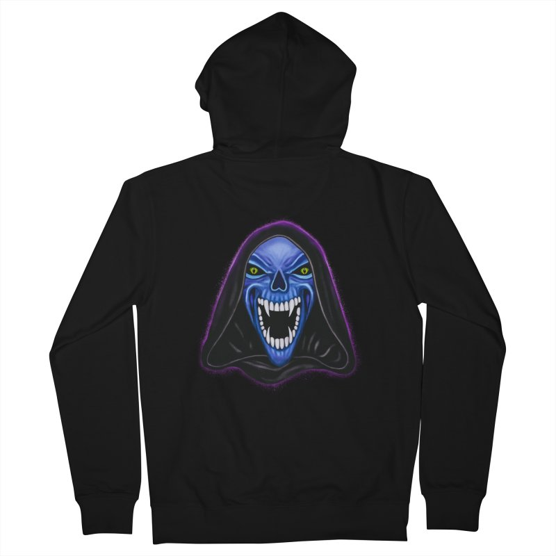 Ghost Women's Zip-Up Hoody by Glitchway Store