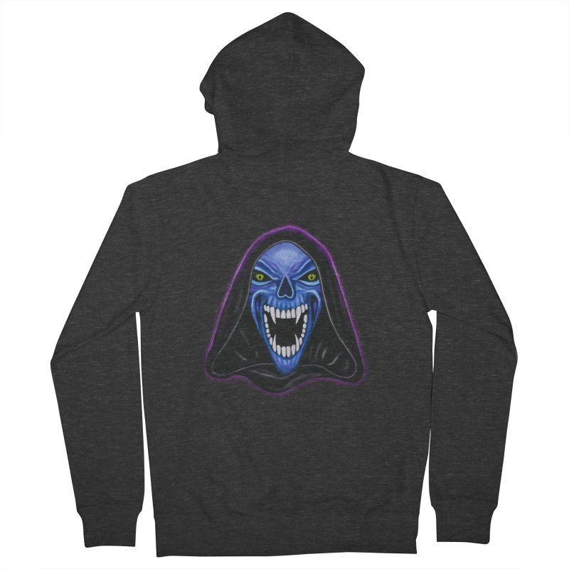 Ghost Men's Zip-Up Hoody by Glitchway Store