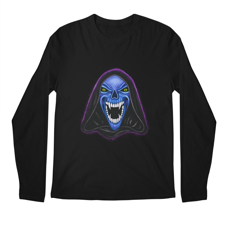 Ghost Men's Longsleeve T-Shirt by Glitchway Store