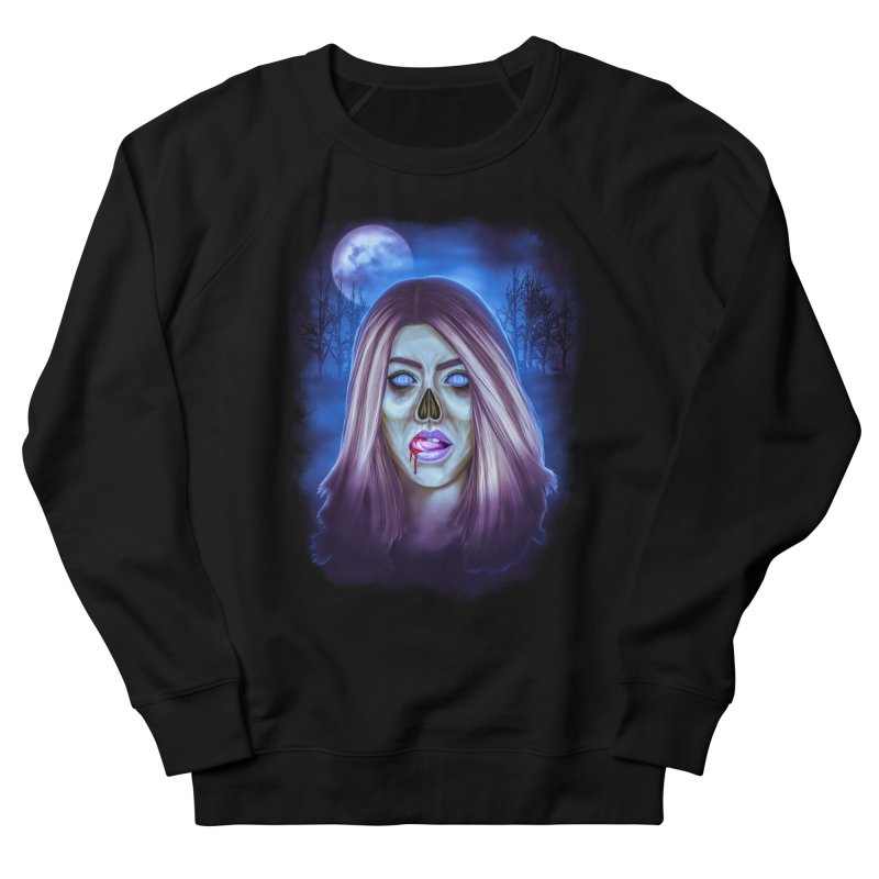 Undead Woman Women's Sweatshirt by Glitchway Store