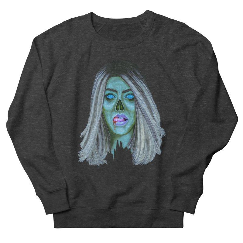 Undead Woman II Men's Sweatshirt by Glitchway Store