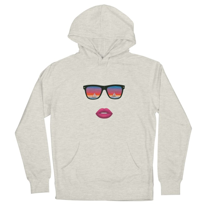 Sailing Dreams Men's Pullover Hoody by The Glitchway