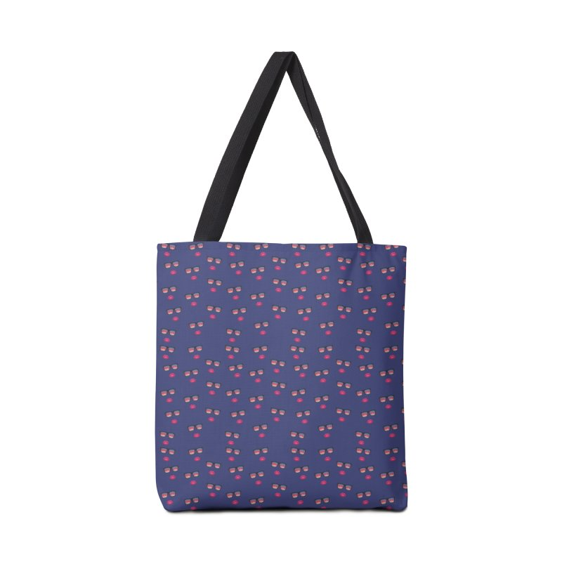 Sailing Dreams Accessories Bag by Glitchway Store