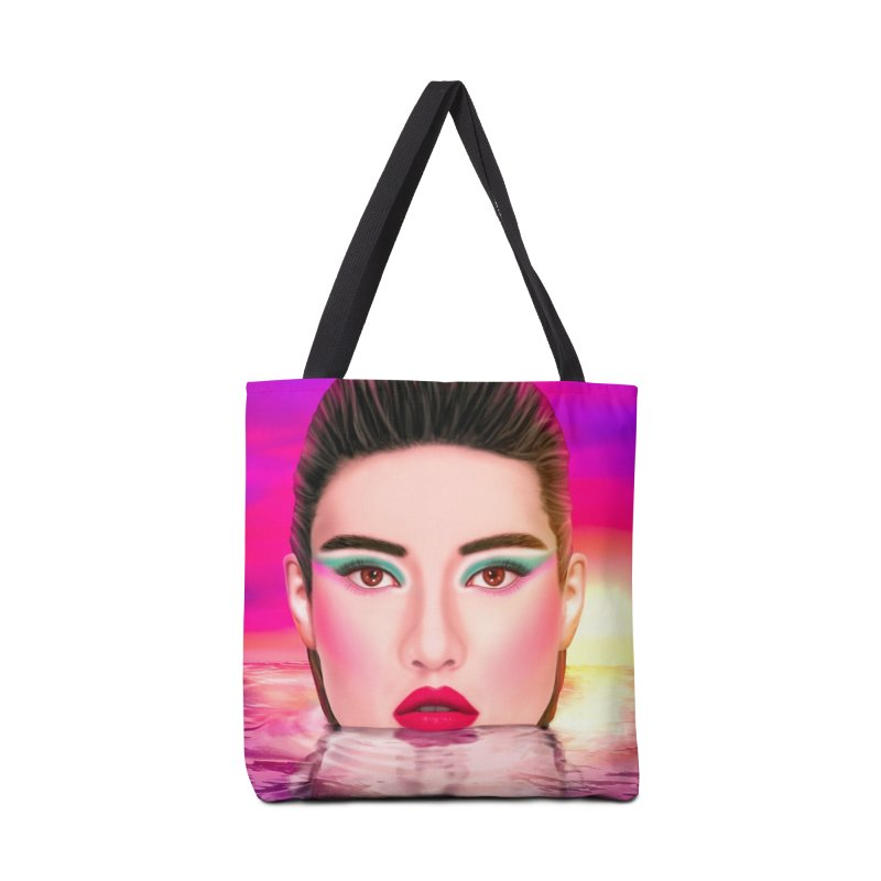 Summer Pool Accessories Bag by Glitchway Store