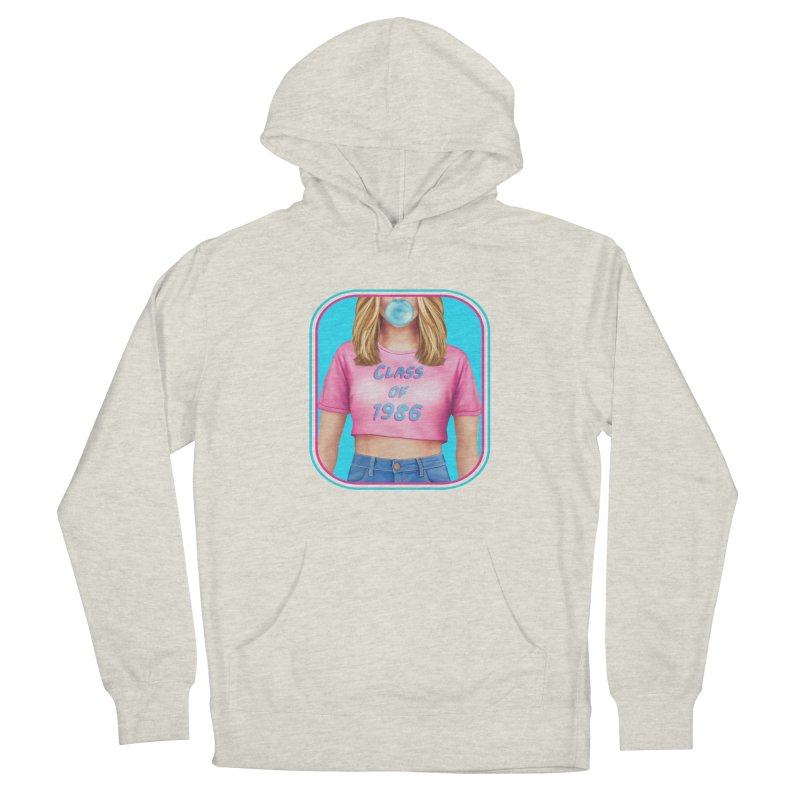 Class Of 1986 Women's Pullover Hoody by The Glitchway