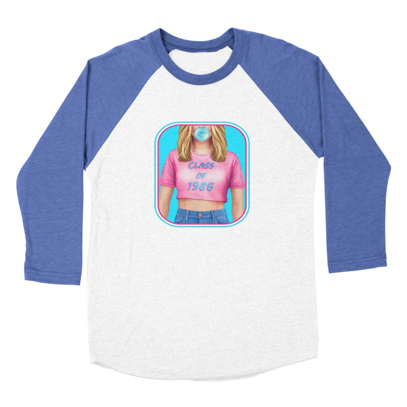 Class Of 1986 Women's Longsleeve T-Shirt by The Glitchway
