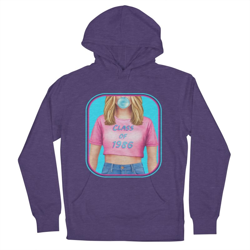 Class Of 1986 Women's Pullover Hoody by Glitchway Store