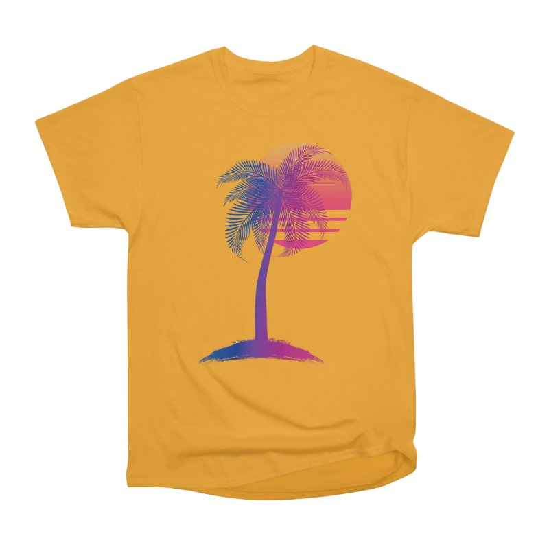 Sunset Dreams Women's Classic Unisex T-Shirt by Glitchway Store
