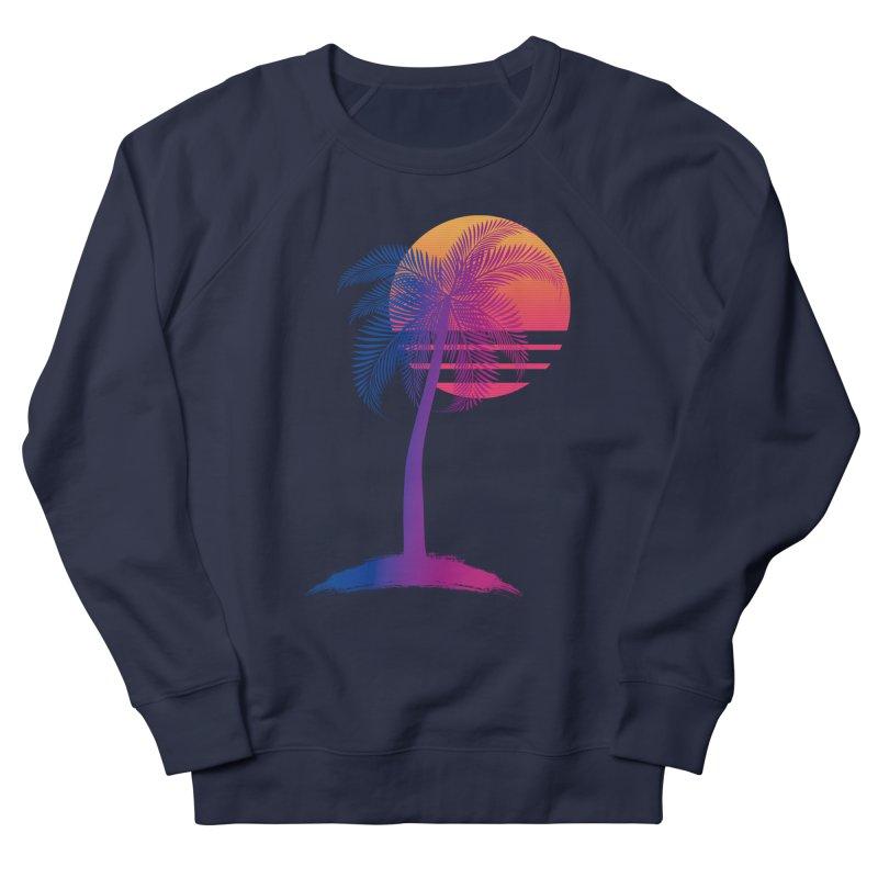 Sunset Dreams Men's Sweatshirt by Glitchway Store