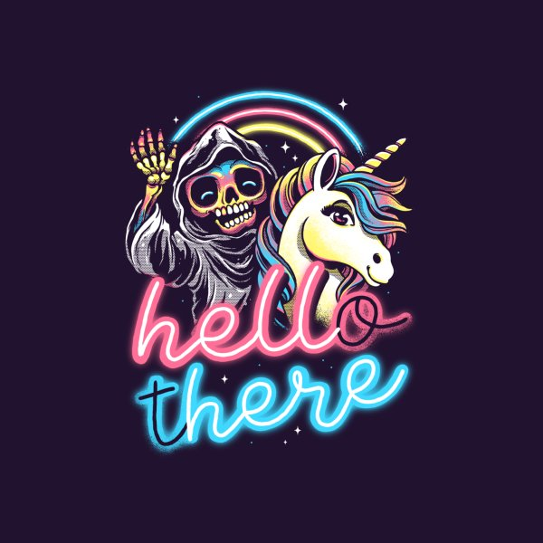 Design for HELLO THERE