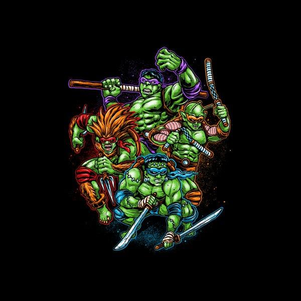 Design for Green Ninjas