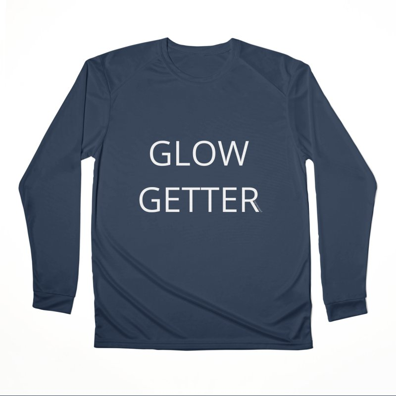 Glow Getter Men's Performance Longsleeve T-Shirt by Glow-Getters Store