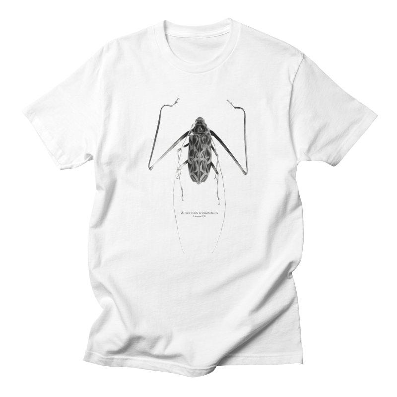 Acrocinus I Men's T-Shirt by Gerónimo Martín Alonso Photography