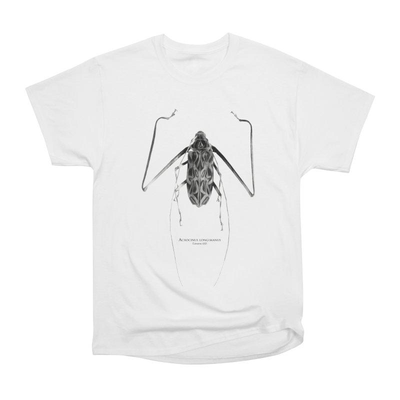 Acrocinus I Men's Heavyweight T-Shirt by Gerónimo Martín Alonso Photography