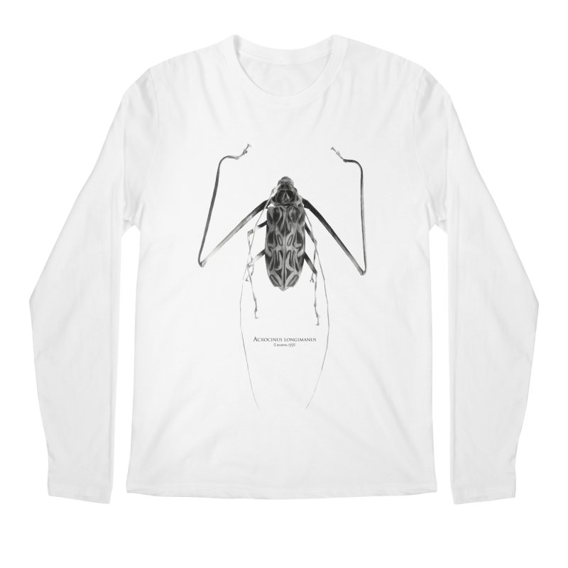 Acrocinus I Men's Regular Longsleeve T-Shirt by Gerónimo Martín Alonso Photography