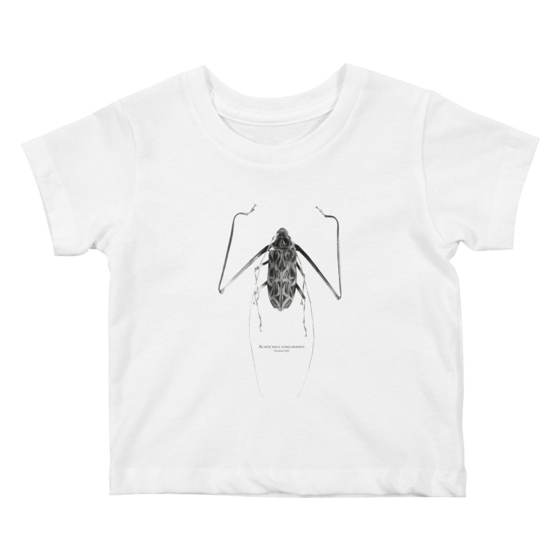 Acrocinus I Kids Baby T-Shirt by Gerónimo Martín Alonso Photography
