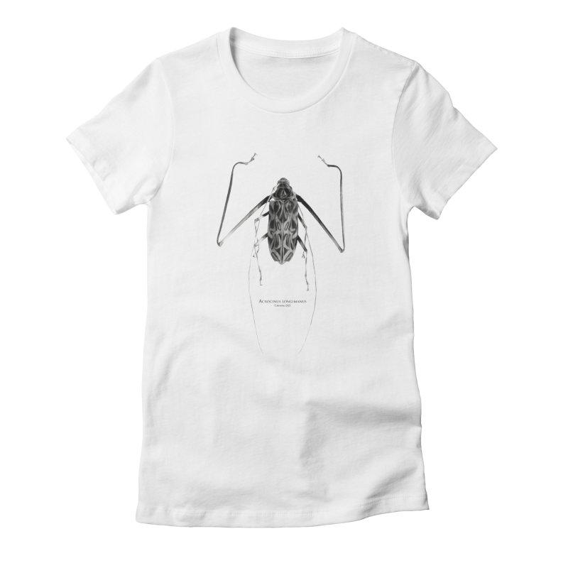 Acrocinus I Women's T-Shirt by Gerónimo Martín Alonso Photography