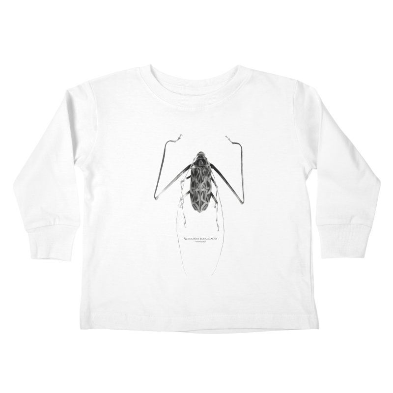 Acrocinus I Kids Toddler Longsleeve T-Shirt by Gerónimo Martín Alonso Photography
