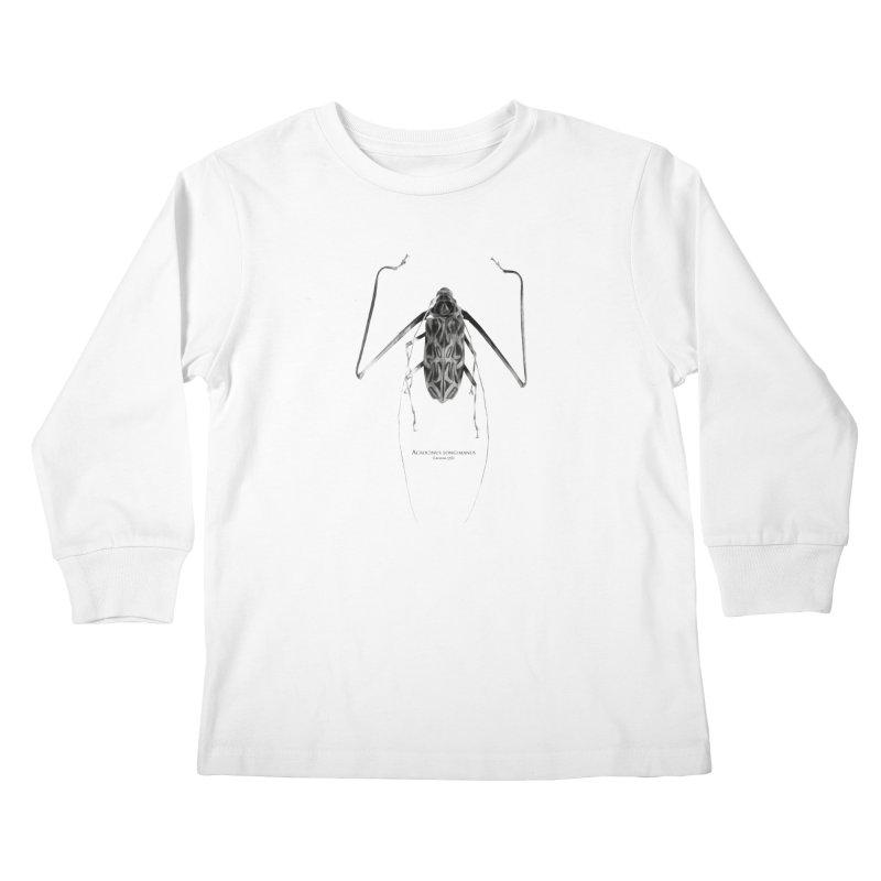 Acrocinus I Kids Longsleeve T-Shirt by Gerónimo Martín Alonso Photography