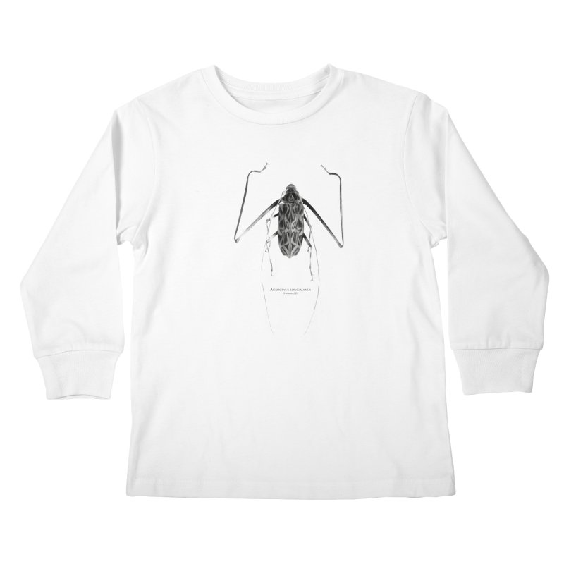 Acrocinus I Kids Longsleeve T-Shirt by Gerónimo Martín Alonso Photography