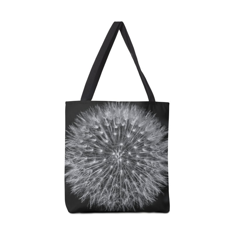 Dandelion Accessories Bag by Gerónimo Martín Alonso Photography