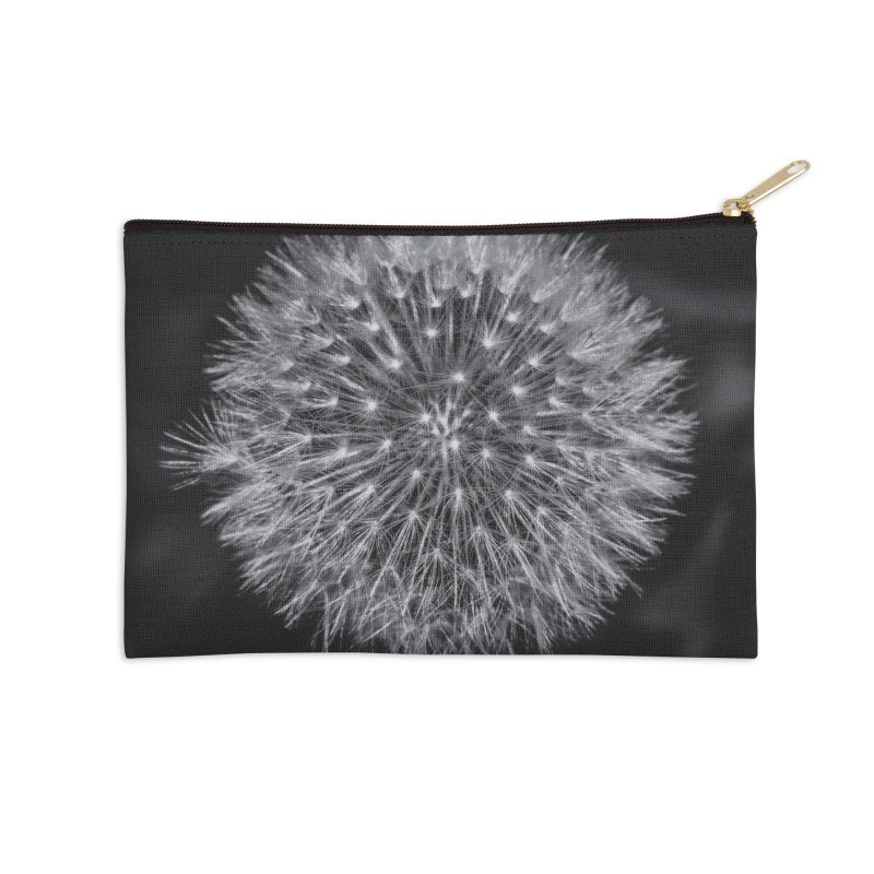 Dandelion Accessories Zip Pouch by Gerónimo Martín Alonso Photography