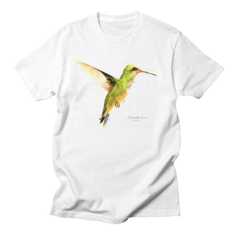 Hummingbird I Men's T-Shirt by Gerónimo Martín Alonso Photography