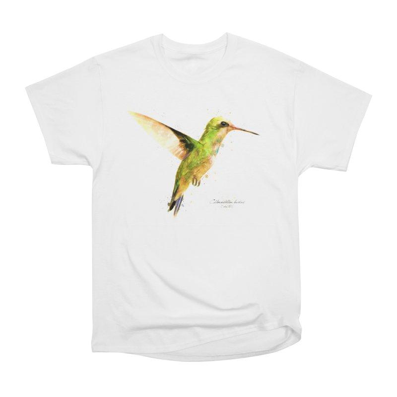 Hummingbird I Men's Heavyweight T-Shirt by Gerónimo Martín Alonso Photography