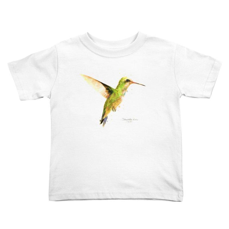 Hummingbird I Kids Toddler T-Shirt by Gerónimo Martín Alonso Photography