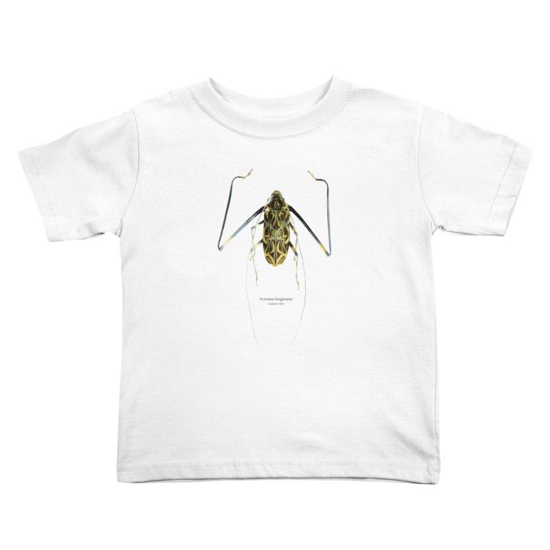 Acrocinus II Kids Toddler T-Shirt by Gerónimo Martín Alonso Photography