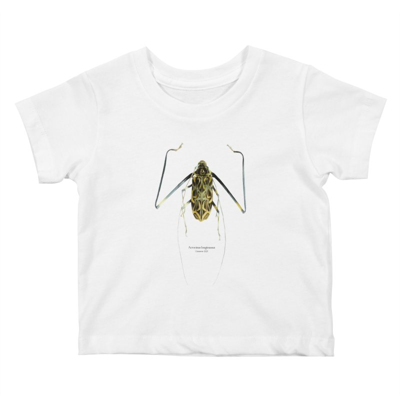 Acrocinus II Kids Baby T-Shirt by Gerónimo Martín Alonso Photography