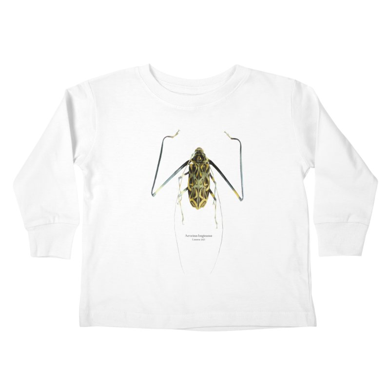 Acrocinus II Kids Toddler Longsleeve T-Shirt by Gerónimo Martín Alonso Photography