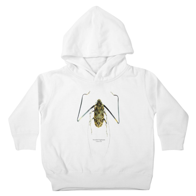 Acrocinus II Kids Toddler Pullover Hoody by Gerónimo Martín Alonso Photography