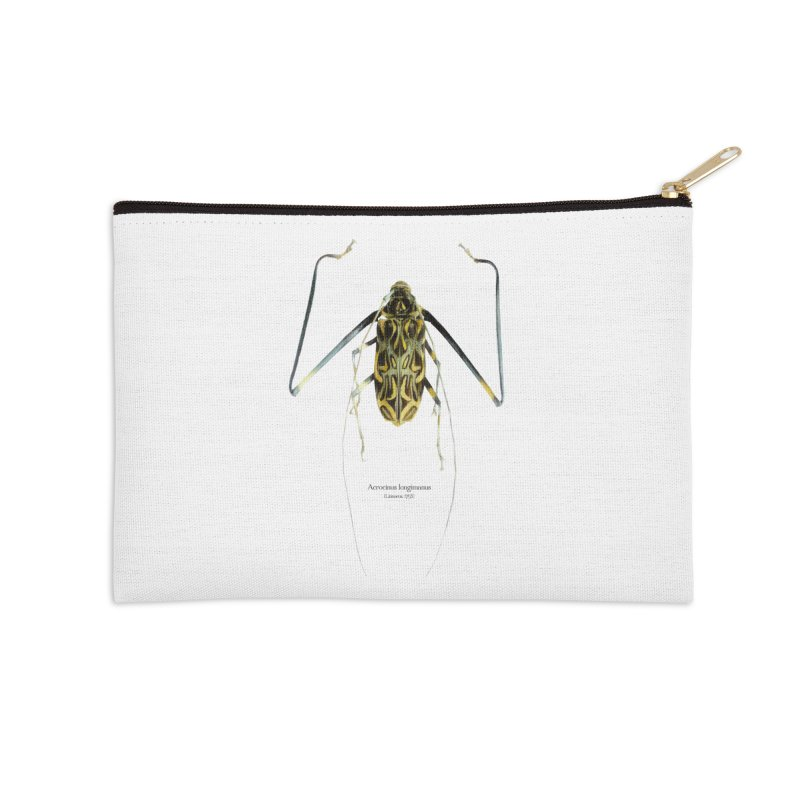 Acrocinus II Accessories Zip Pouch by Gerónimo Martín Alonso Photography