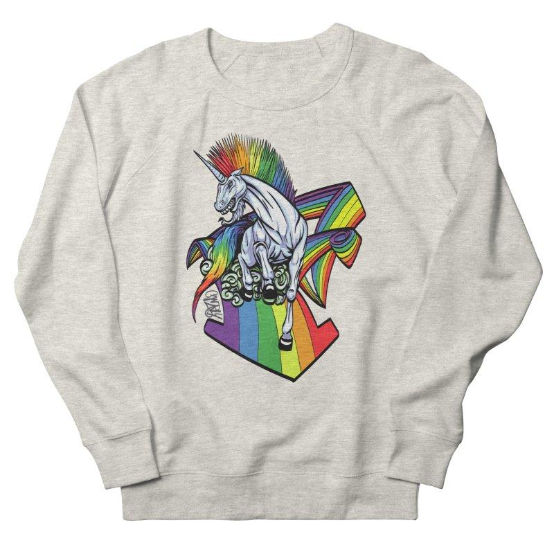RainbowConnection Women's Sweatshirt by gnarlyart's Artist Shop