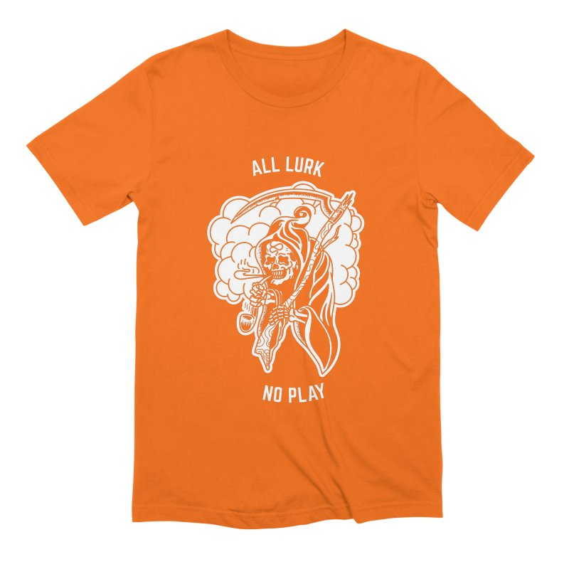 All Lurk Men's Extra Soft T-Shirt by The Gnashed Teethery