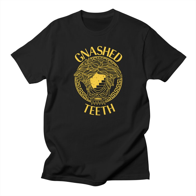 Gnashed Medusa Portal Women's Regular Unisex T-Shirt by The Gnashed Teethery