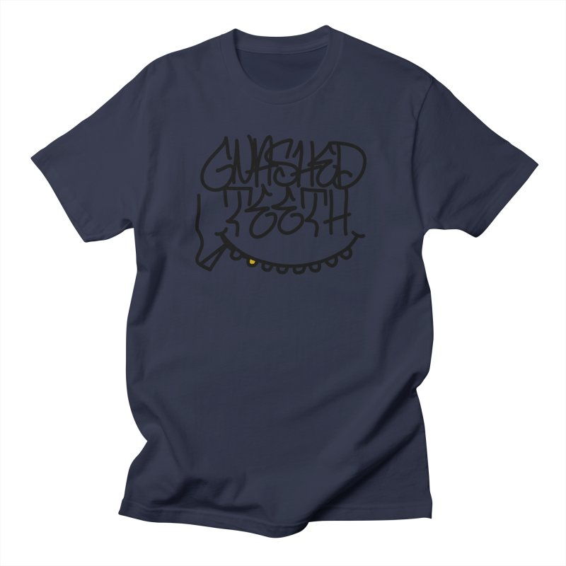 Gnashed Handstyle Women's Regular Unisex T-Shirt by The Gnashed Teethery