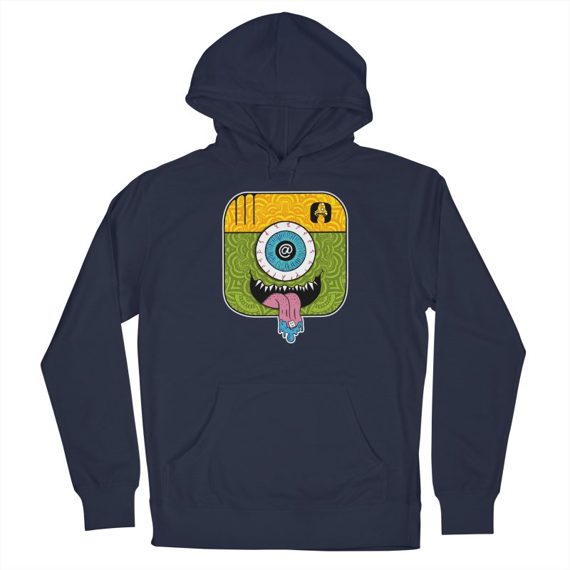 Tripstagram Men's Pullover Hoody by The Gnashed Teethery