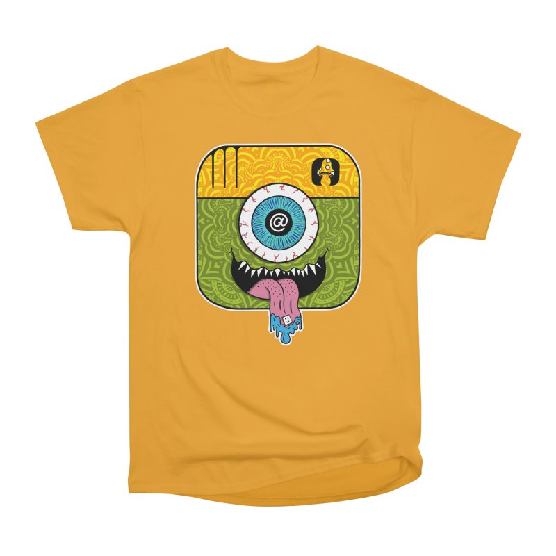 Tripstagram Men's Heavyweight T-Shirt by The Gnashed Teethery