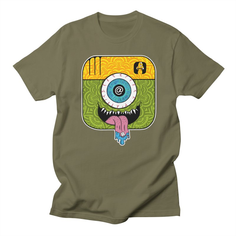 Tripstagram Men's Regular T-Shirt by The Gnashed Teethery