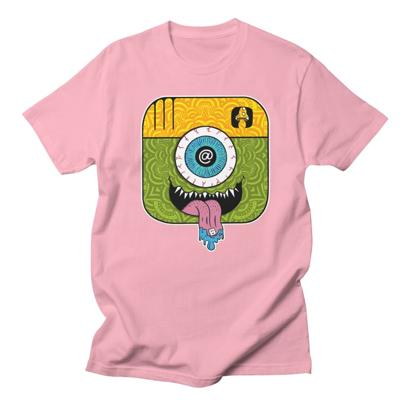 Tripstagram Men's T-Shirt by The Gnashed Teethery
