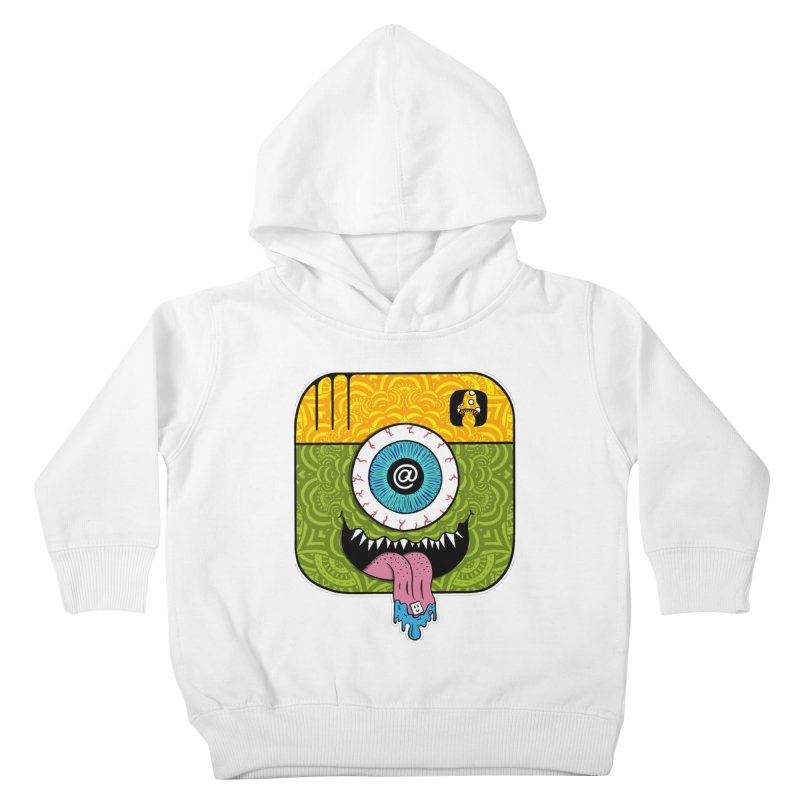 Tripstagram Kids Toddler Pullover Hoody by The Gnashed Teethery