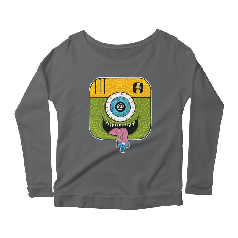 Tripstagram Women's Longsleeve T-Shirt by The Gnashed Teethery