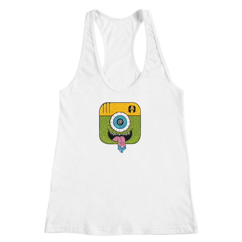 Tripstagram Women's Racerback Tank by The Gnashed Teethery
