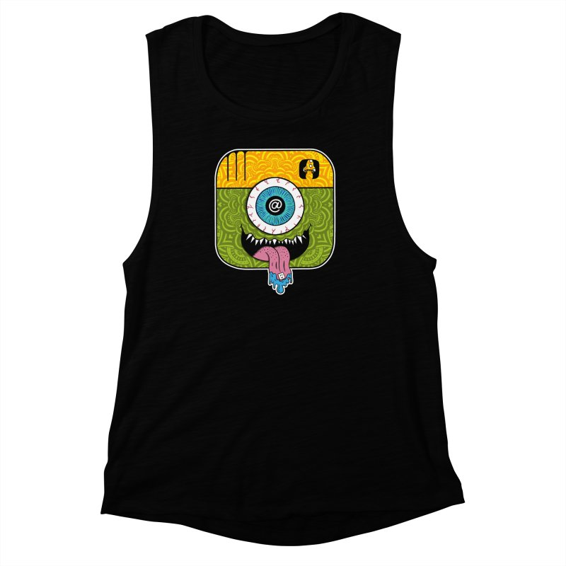 Tripstagram Women's Muscle Tank by The Gnashed Teethery