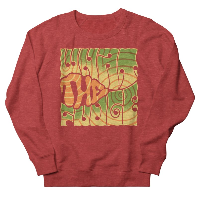 What the Fudge?! Women's French Terry Sweatshirt by The Gnashed Teethery