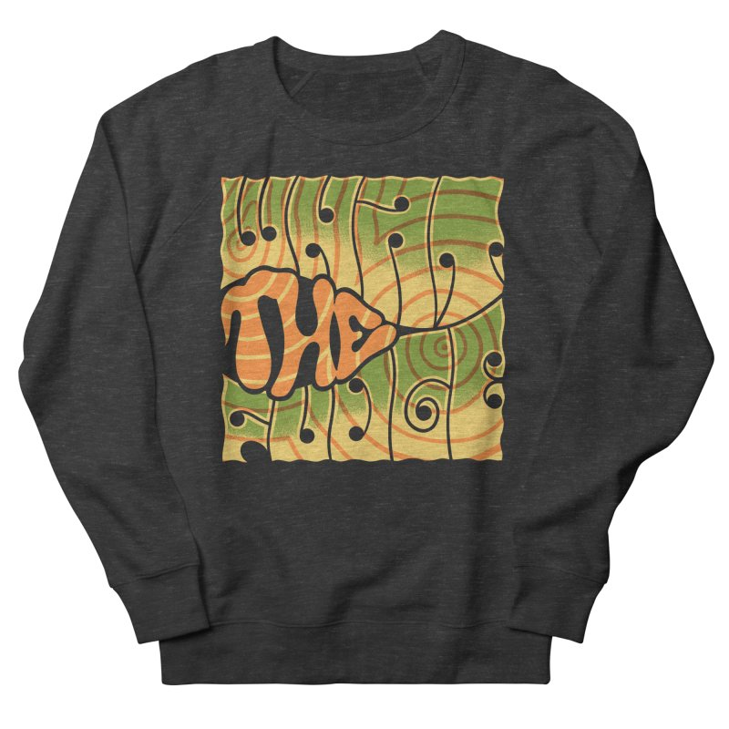 What the Fudge?! Men's French Terry Sweatshirt by The Gnashed Teethery